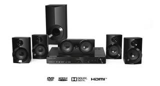 Home Theater 5.1 Reproductor De Dvd Noblex Ht2150