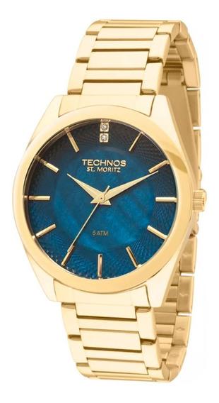 Relógio Technos - Elegance - St. Moritz - 2036lou/4a