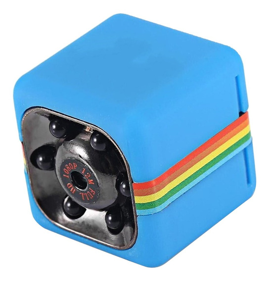 Sq11 1080 P Mini Carro Dv Dvr Câmera Espião Traço Cam Ir