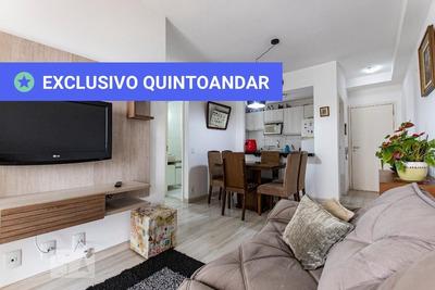 Apartamento No 11º Andar Mobiliado Com 2 Dormitórios E 1 Garagem - Id: 892928318 - 228318