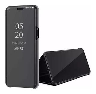 Capa Flip Espelhada Samsung Galaxy A7 A6 A6+ Plus 2018
