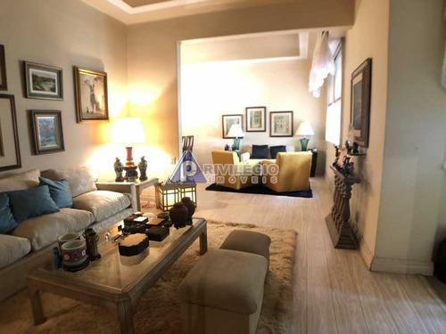 Apartamento À Venda, 2 Quartos, 1 Vaga, Ipanema - Rio De Janeiro/rj - 20890