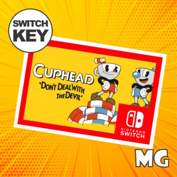 Cuphead - Jogo Nintendo Switch Digital