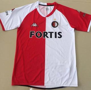 Camisa Retrô Feyenoord (holanda) 2008 - Uniforme 1