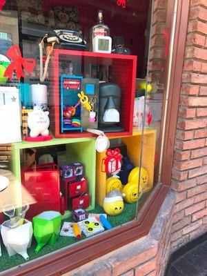 Vendo Fondo De Comercio Tienda Regaleria - Local En Galeria