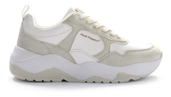 Hush Puppies Sneaker De Mujer Manhatan