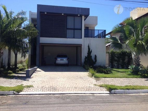 Casa Com 4 Dormitórios À Venda, 328 M² Por R$ 1.400.000 - Altiplano Cabo Branco - João Pessoa/pb - Ca1308