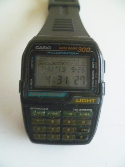 Relógio Casio Databank Dbc 310 Módulo 1477