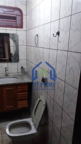 Casa Com 3 Dormitórios À Venda, 200 M² Por R$ 450.000 - Residencial Cidade Jardim - São José Do Rio Preto/sp - Ca0821