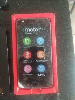 Moto Z2 Play Com Moto Snap