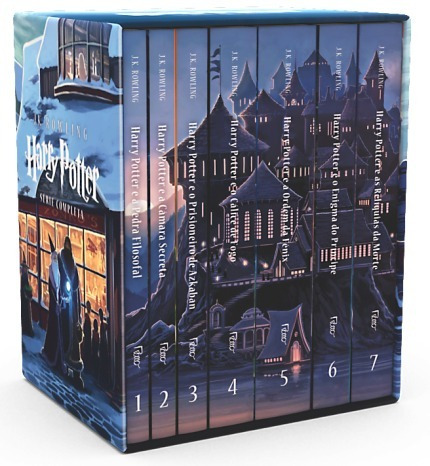 Box Harry Potter + Harry Potter De A A Z