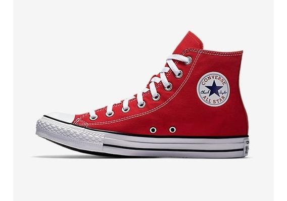 Converse Originales Bota Rojo