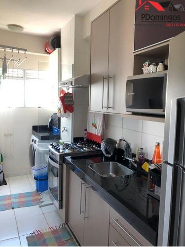 Imagem 1 de 30 de Apartamento À Venda Em Condomínio Residencial Viva Vista - Ap000097