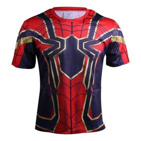 Playera Spiderman Infinity War Avengers Marvel Endgame