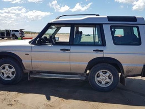 Land Rover Discovery 2 Td5 Motor 2.5
