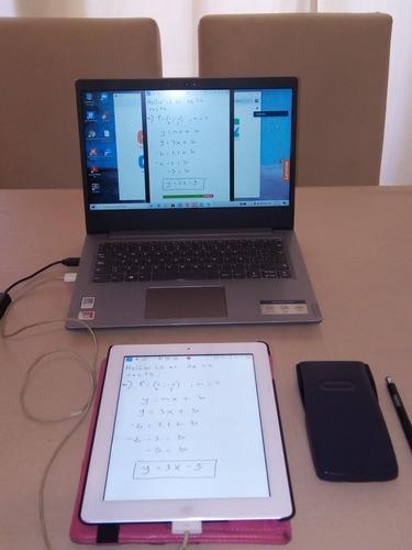 Imagen 1 de 3 de Clases Particulares Online, Matemática, Química, Cbc-ing Utn