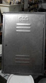 Puerta Nicho De Gas 40cm X60cm Con Marco