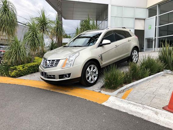 Cadillac Srx 2016 5p Premium V6/3.6 Aut Awd