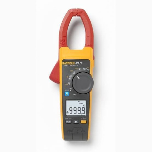 Pinza Amperimétrica Inalámbrica Fluke 376 Fc Digital 1000a