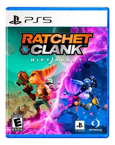 Imagen 1 de 1 de Ratchet Clank Rift Apart Playstation 5