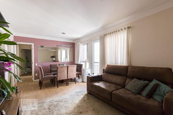 Apartamento No 6º Andar Com 3 Dormitórios E 2 Garagens - Id: 892988964 - 288964