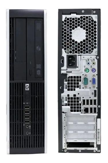 Cpu Desktop Hp Compaq8000 Core2duo 4gb Hd320 Wind(original)