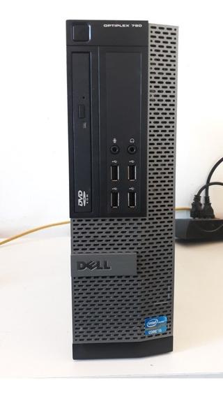 Dell Optiplex 790 Core I5 12gb Hd250 Hd500gb Placa De Video