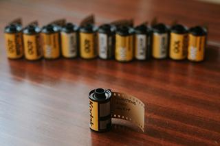 Rollo De Pelicula Cine 35mm Fuji Eterna 500t (ecn-2)