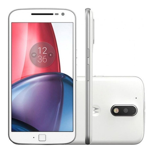 Celular Motorola Moto G4 Plus Usado Seminovo Excelente