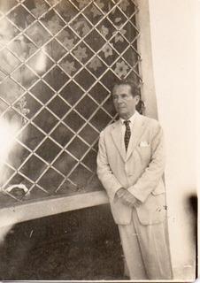 Álvaro Botelho Maia Governador Amazonas Foto Cerca 1950