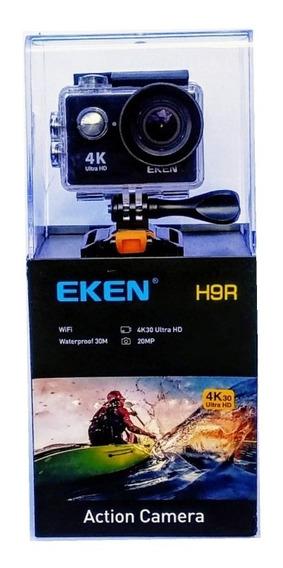Câmera Eken H9r 4k Original - A Pronta Entrega