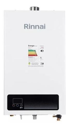 Aquecedor Rinnai E15 Digital Branco 15 Litros Gn