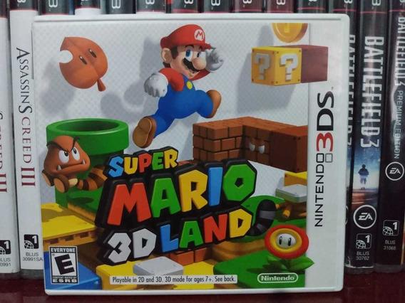 Super Mario 3d Land Nintendo 3ds | Parcelamento Sem Juros