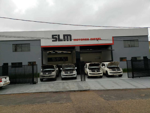 Empresa Especializada Na Recuperação De Motores Diesel Leve.