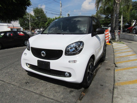 2017 Smart Fortwo Passion Motor Turbo De 3 Cilindros