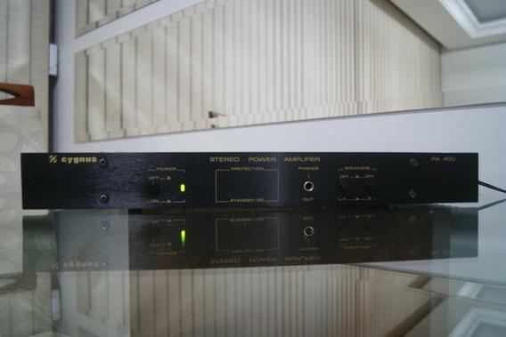 Amplificador Power Cygnus Pa 400 Original.