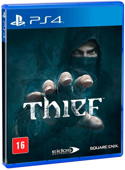 Thief Ps4 Mídia Física Lacrado
