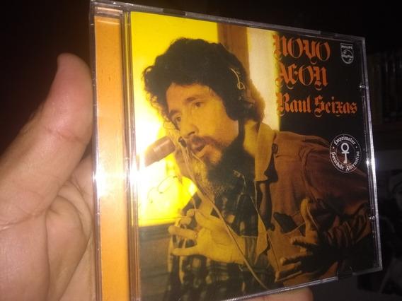 Raul Seixas Novo Aeon - Original - Frete Grátis