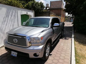 Toyota Tundra 2010 5.7 L. Iforce V8 Doble Cab 4x4 Limited