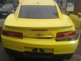 Chevrolet Camaro Ss 2014 Gasolina Sucata Para Peças