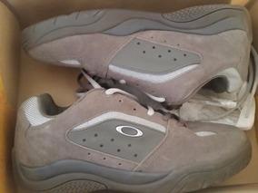 Zapatos Tenis Oakley Sourdough Brownl Talla 11usa 9mx