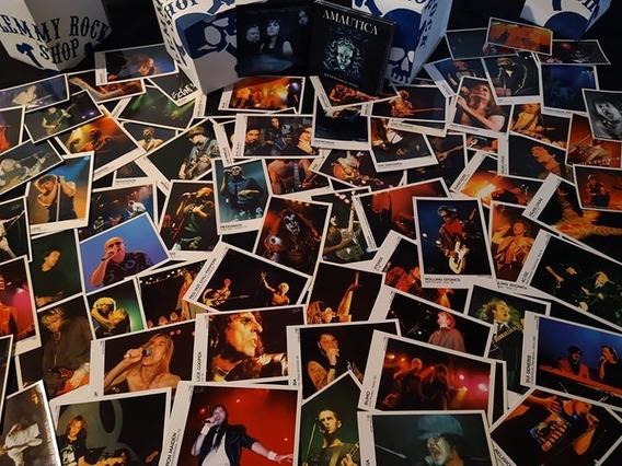 Coleccion Postal Rock Por Andres Violante