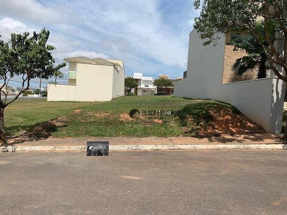 Terreno À Venda, 260 M² Por R$ 300.000 - Condomínio Villa Azul - Sorocaba/sp - Te0752