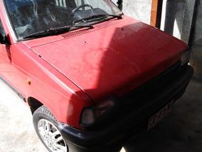 Suzuki Zuzuki Maruti Rojo Año 1999
