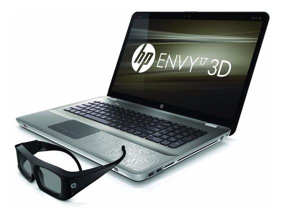 Notebook Hp Envy 17 3d I7 128 Ssd 640 Hd 1gb Hd6850 1080p