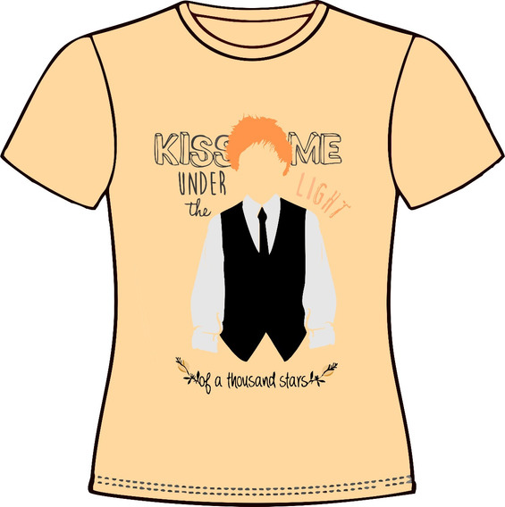 Camiseta, Baby Look Ou Almofada Ed Sheeran 02