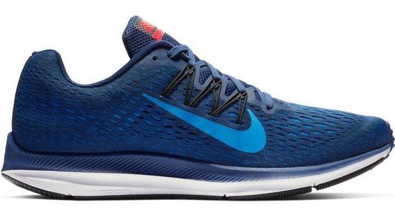 Tênis Nike Air Zoom Winflo 5 Masculino Aa7406-405