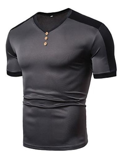 Camiseta De Hombre, Deportes, Manga Corta