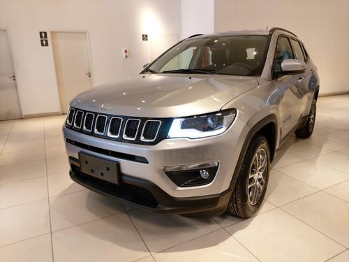 Jeep Compass Sport At6 Plan Entrega Asegurada Tasa 0%