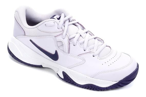 Tênis Nike Court Lite 2 Feminino Lilás - Todos Os Pisos